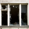 Broken window — Stockfoto #1676202