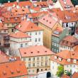 City roofs — Stock Photo