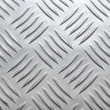 Stock Photo: Uneven metal texture