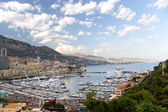 Monaco landscape — Stock Photo