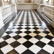 Chequer floor — Stock Photo #1695654
