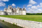 Eski fransız kalesi — Stok fotoğraf