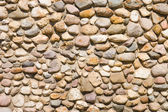 Wall with big stones — Stock Photo