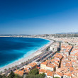 View on Nice city - Stock Photo
