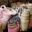 Basket shop - Stock Photo