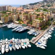 Stock Photo: Quay in Monaco