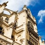 Saint Eustache church in Paris — Stock Photo