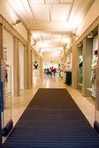 Moderne winkel interieur — Stockfoto