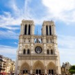 Notre Dam de Paris - Stock Photo