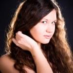 Woman glamour portrait — Stock Photo #1751928