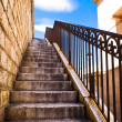 Stairs concept — Stock Photo