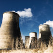 Stock Photo: Heat and power plant
