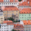 City closenes in Prague - Stock Photo