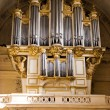Royalty-Free Stock Photo: Old music organ in cathedral