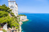 Monaco coast — Stock Photo