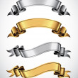 Royalty-Free Stock Imagen vectorial: Ribbons