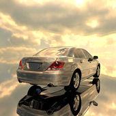 Luxury car — Stock Photo