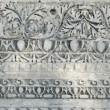 Detail from antique architecture in Myra — Stock Photo