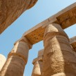 Karnak temple in Luxor, Egypt - Stock Photo