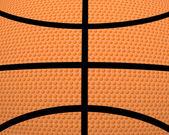 3d basket ball — Stock Photo
