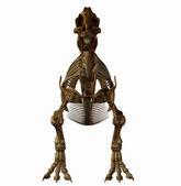 Trex skelett — Stockfoto