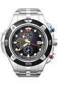 Analogové hodinky — Stock vektor