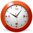 Vector de stock : Classic Office Clock