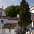 Obidos Fortress - Stock Photo