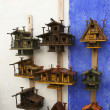 Stock Photo: Birdhouses