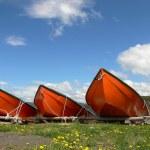 Fishing Boats — Stock Photo #1227078