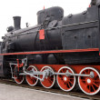 Steam Train — Stock Photo #1410695
