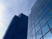 Finance building — Stock Photo