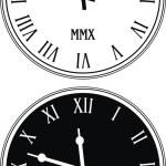 ������, ������: Hour dial
