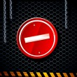 Vector stop sign — Stock Vector