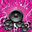 Royalty-Free Stock Vector Image: Speakers