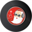 DJ Santa — Stock Vector #1138346