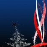 Christmas card — Stock Photo #1231469