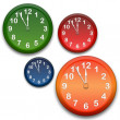 Clocks — Stock Photo #1231920