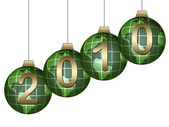 New year`s background — Stockfoto