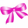 Pink bow — Stock Photo #1736577