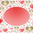 Valentines frame - Photo