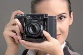 Photographer — Stock Photo