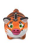 Tiger päls. — Stockfoto