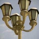 Street Lantern — Stock Photo #1673198
