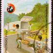 Postage Stamp — Stock Photo #2140652