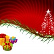 Royalty-Free Stock Vectorielle: Christmas and New Year
