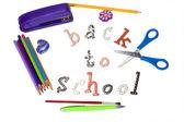 Back to school — Stock fotografie