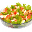 Stock Photo: Freshness healthy salad