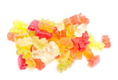 Jelly multicolored candy — Stock Photo