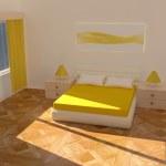 Sofa in room — Stock Photo